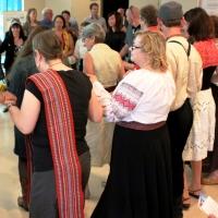 participants' round dance