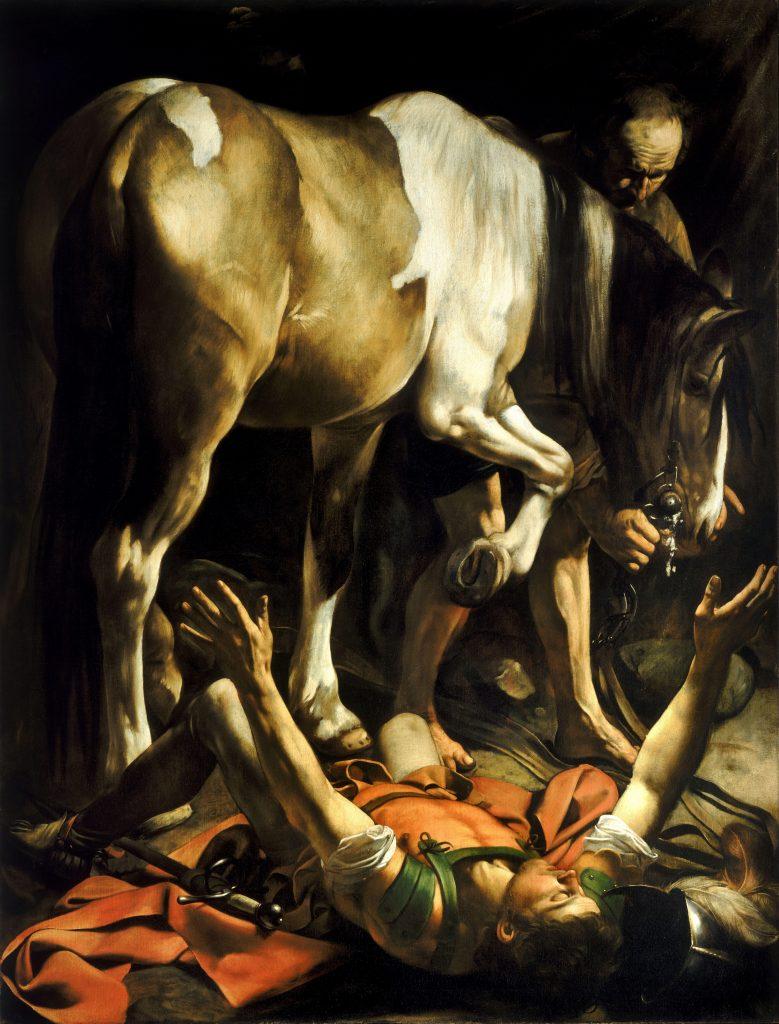 Caravaggio St. Paul