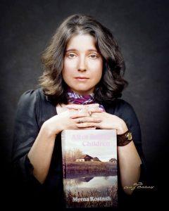 Myrna Kostash Author